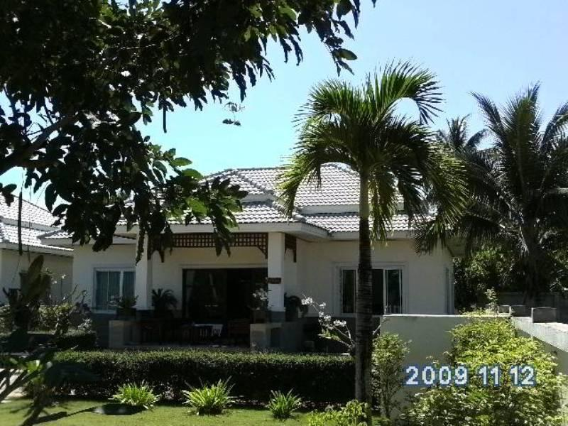 Beautiful house in Hua Hin, Thailand - Image 1 - Hua Hin - rentals