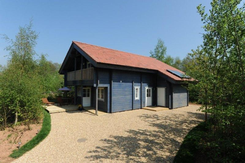 Robins Eco Lodge - Robins Eco Lodge, Mill Meadow, Taunton, Somerset - Taunton - rentals