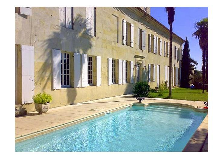 france/aquitaine/chateau-montstruce - Image 1 - Blesignac - rentals