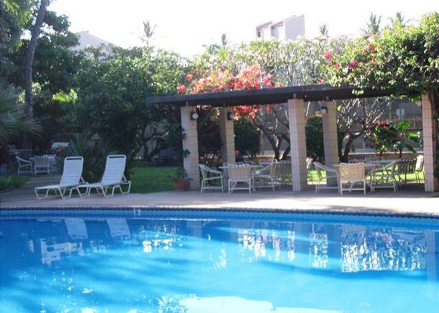 Haleakala Shores #A-211 - 2B/2B, Across from Kamaole Beach III Sleeps 6 - Image 1 - Kihei - rentals