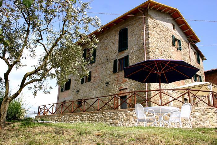 Villa Bastiola - Villa Bastiola - Apartment Ulivo (self catering) - Umbertide - rentals