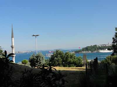 1 Br Luxury Apartment with amazing balcony & view - Image 1 - Istanbul - rentals