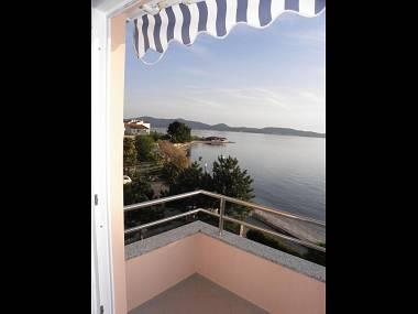 A3(2+2): terrace view - 3901 A3(2+2) - Sukosan - Sukosan - rentals