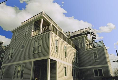 Our beautiful property! - 4 bedroom townhouse - amazing Newport views! - Newport - rentals
