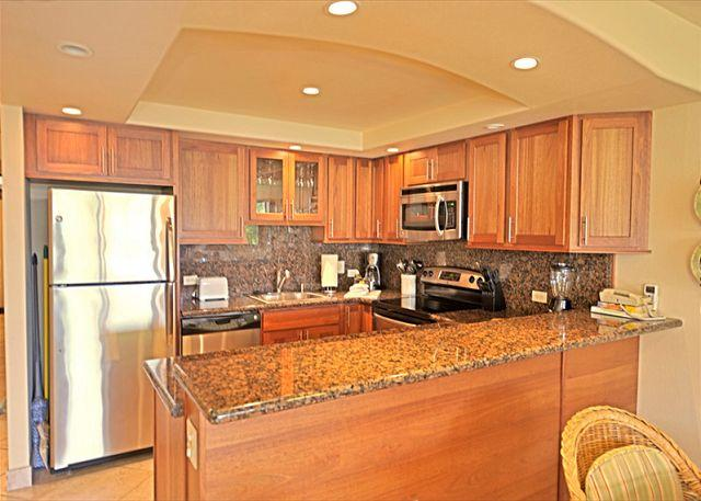 1 Bedroom Ocean View Condo with an Extended Lanai - Image 1 - Kihei - rentals