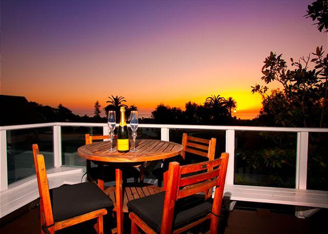 Sunset views are amazing here. - Stunning La Jolla Sunsets and Seaviews - La Jolla - rentals