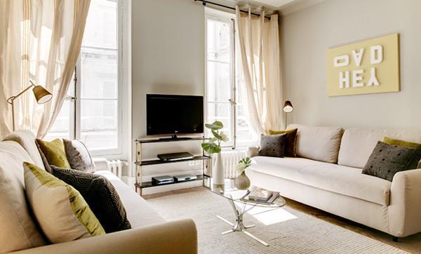 LOUVRE PONT-NEUF PRESTIGE : 2 bedrooms 2 bathrooms - Image 1 - Paris - rentals
