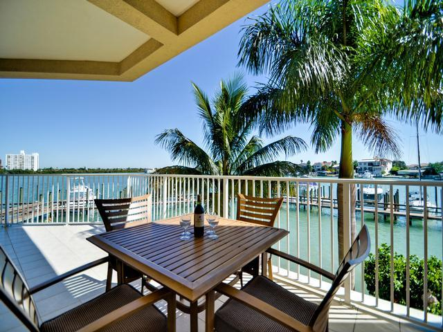 Beautiful views from Brightwater Point - Brightwater Point 105 Grand Water Views - Clearwater Beach - rentals
