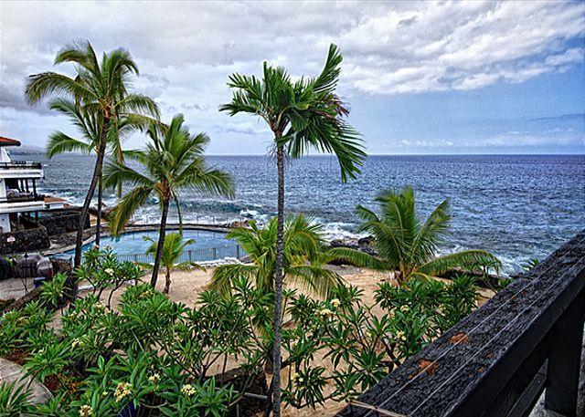 LANAI VIEW - Casa de Emdeko almost Oceanfront - Kailua-Kona - rentals