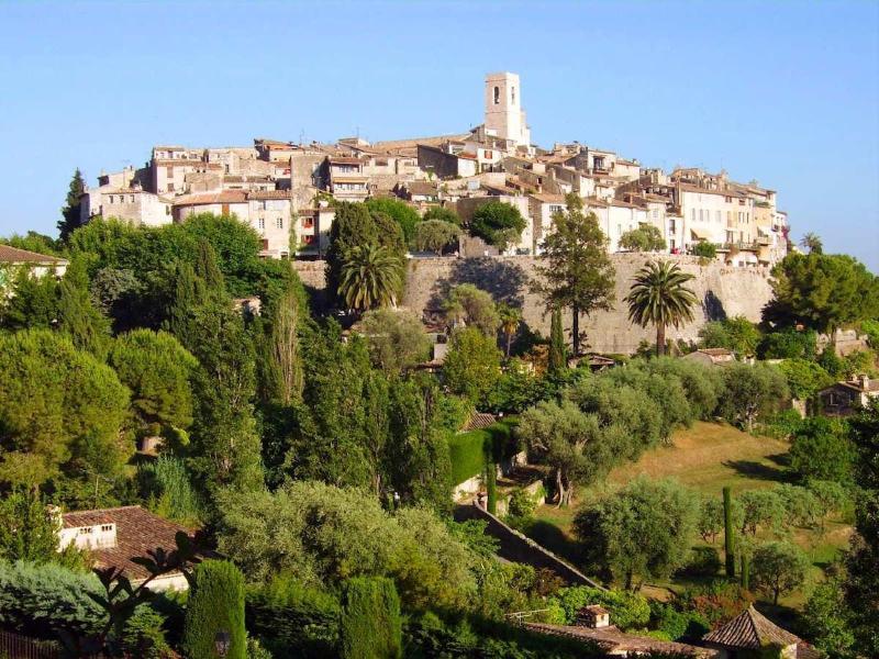 The village - Maison aux Bonsaïs Ginkgo Suite Biloba Suite XIV c - Saint-Paul-de-Vence - rentals
