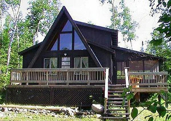 2 Bedroom Cabin North of Ely in the Woods - Image 1 - Ely - rentals