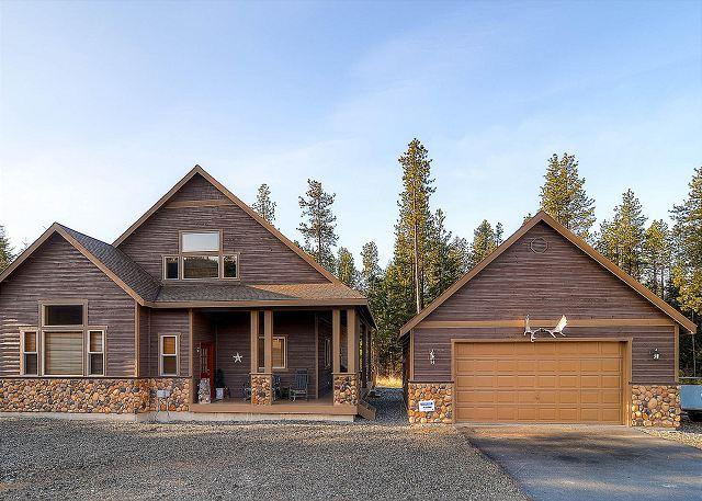 3rd Nt FREE March|Upscale Mtn Cabin|Pool Table, Wi-Fi, Hot Tub|Slps10 - Image 1 - Cle Elum - rentals