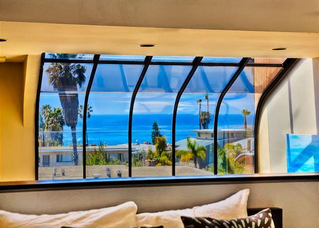Enjoy amazing ocean and sunset views from this unique Windansea condo. - Windows to Windansea-Ocean views-1 block from famous Windansea Beach - La Jolla - rentals