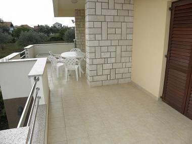 A1(4+1): terrace - 3970 A1(4+1) - Sukosan - Sukosan - rentals