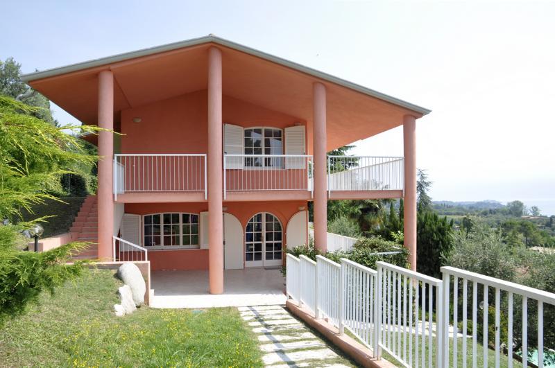 Villa Near Lake Garda and the Charming Town of Salo - Villa Benaco - 10 - Image 1 - San Felice del Benaco - rentals