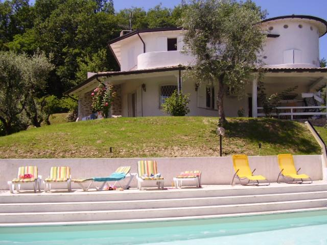Villa Near Lake Garda and the Charming Town of Salo - Villa Salo - 8 - Image 1 - San Felice del Benaco - rentals