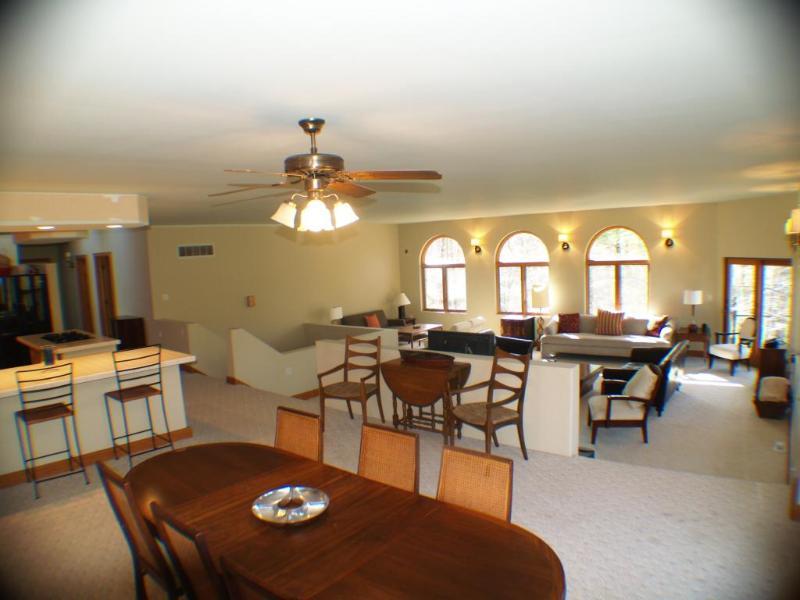 Open Floor Plan - Aqua Turtle Creek Hideaway $2995 HOTTUB POOL TABLE - New Buffalo - rentals
