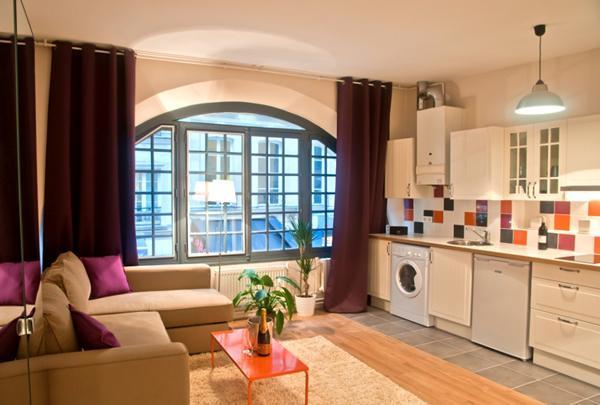 LOUVRE INNOCENTS 02 : Studio 1 bathroom 2 guests - Image 1 - Paris - rentals