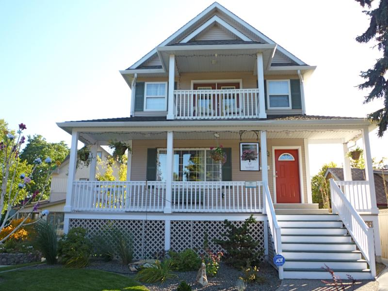 Cherry Tree Bed and Breakfast - Cherry Tree Bed and Breakfast - Kelowna - rentals
