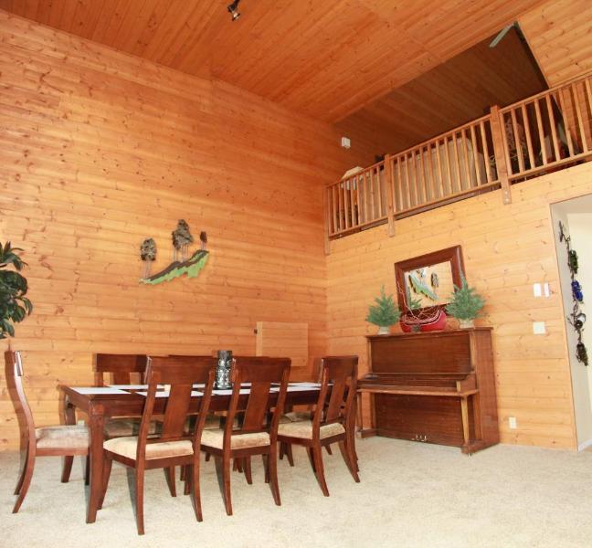 Dining Area - Enchantment Haus - Leavenworth - rentals
