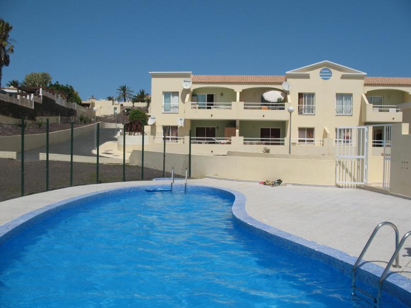 Casa Calma is the closest apartment to the near private pool! - Casa Calma - relax, energise, revive! - Costa Calma - rentals