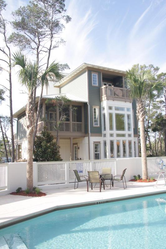 View from the pool - Brown Your Buns - Seagrove Beach - rentals