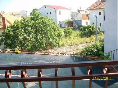 A1(4+1): terrace view - 3990 A1(4+1) - Rogoznica - Rogoznica - rentals