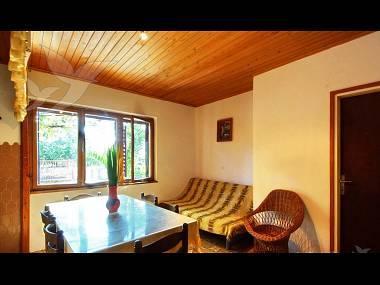 A2(4+1): living room - 3990 A2(4+1) - Rogoznica - Rogoznica - rentals