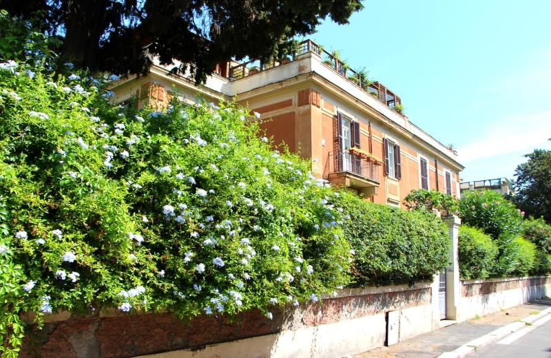 the villa - luxury villa with garden in the heart of rome - Rome - rentals