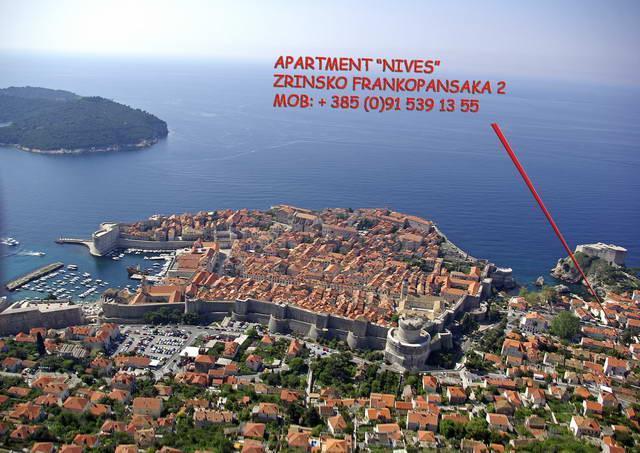 Garden Apartment NIVES - Image 1 - Dubrovnik - rentals