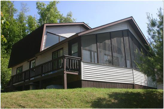 Three Bedroom Cabin on Lake #2 - Image 1 - Ely - rentals