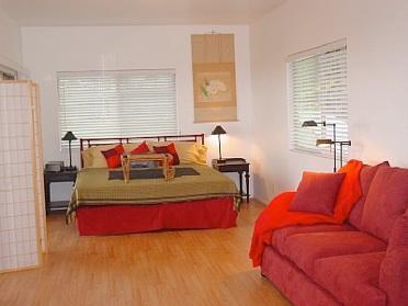 bedroom area - kona pacific view - Kailua-Kona - rentals