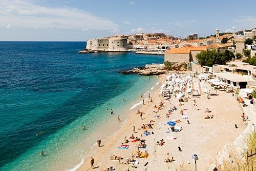Banje Beach  Enjoy a day at the Beach! just 4 minutes walking. - *Charming Apt ! Fantastic Location to Old Town! * - Dubrovnik - rentals