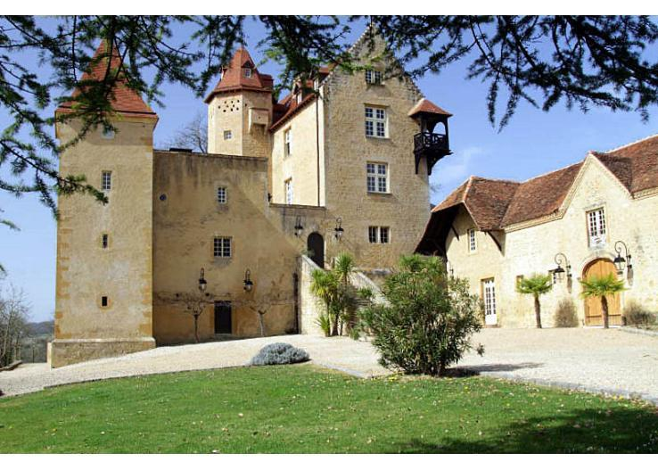 france/midi-pyrenees/chateau-de-bearn - Image 1 - Escures - rentals