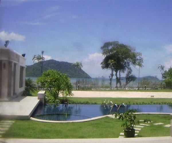 Phuket Ultra Luxury Beachfront Villa Rental Rawai - Image 1 - Rawai - rentals