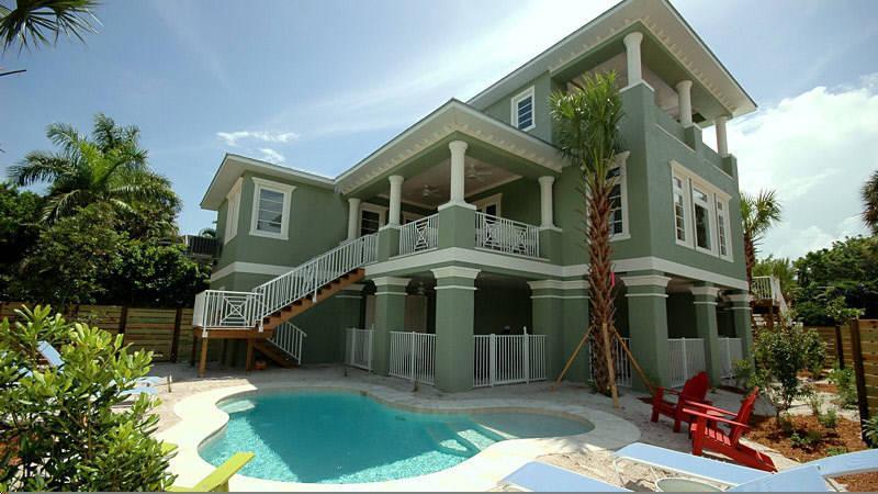 Poolside!!! - OakView - Anna Maria Island - Old World Florida - Anna Maria - rentals