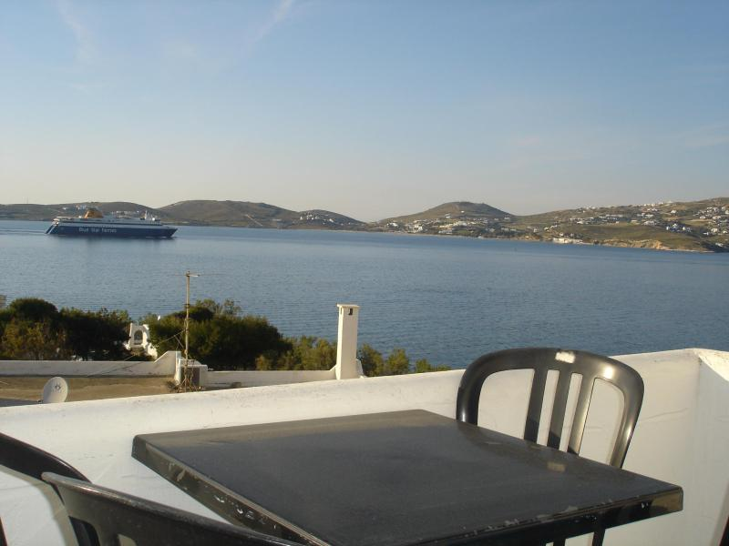 Sea View - Apartment with Panoramic Sea View for 2-4 persons - Paros - rentals