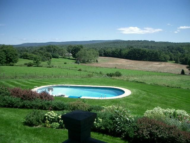 Berkshires: Romantic Cottage with spectacular view - Image 1 - Great Barrington - rentals