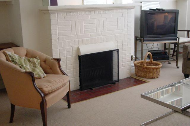 Living Room/Fireplace - 1BR E. 65th St. Steps from Central Park! - New York City - rentals