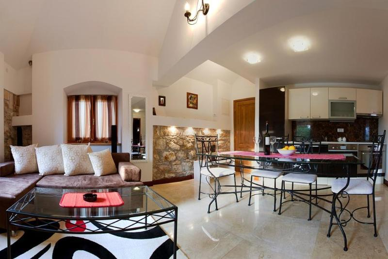 Apartment Lavanda - Dalmatian apartments-One bedroom apartment Lavanda - Split - rentals
