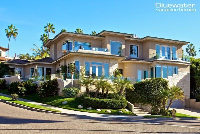 Panoramic Ocean View Luxury Residence - Located on the Street of Dreams - home to some of Southern Californias most expensive real estate. - La Jolla Pacifica - Windansea Beach - La Jolla - rentals