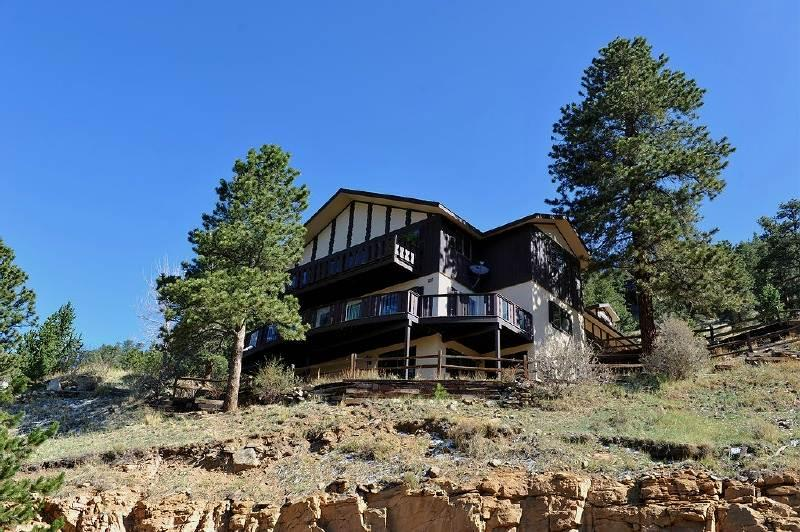 The Divine at Windcliff: Awesome Continental Divide Panoramic Views, Wildlife - Image 1 - Estes Park - rentals