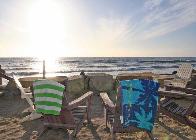 10 Bedroom Home on Beach, Semi-Private Beach, Rooftop Decks.. - Image 1 - Oceanside - rentals