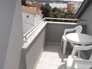 A5(2+1): balcony - 4124 A5(2+1) - Petrcane - Petrcane - rentals