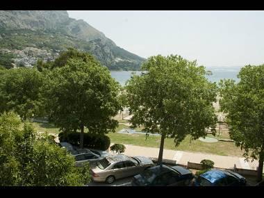 A1(2+2): balcony view - 4143 A1(2+2) - Omis - Central Dalmatia - rentals
