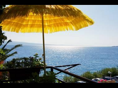 SA2(2): balcony view - 4117 SA2(2) - Omis - Central Dalmatia - rentals