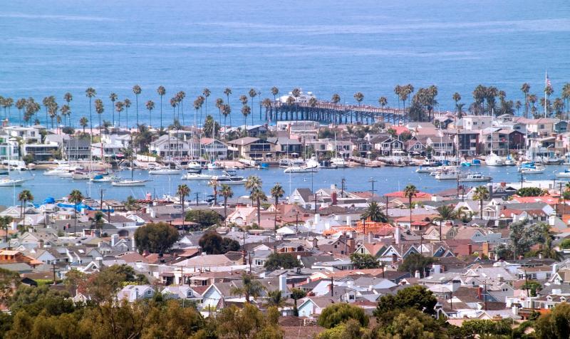 NEWPORT BEACH VILLA MINUTES TO  ALL ATTRACTIONS - Image 1 - Newport Beach - rentals