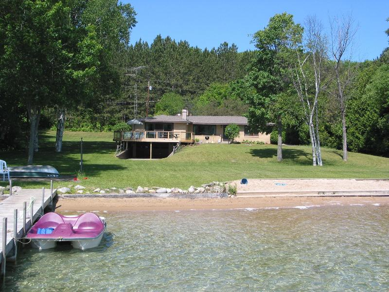 View from Walloon Lake - Beautiful Walloon Lake Rental Home - Petoskey - rentals