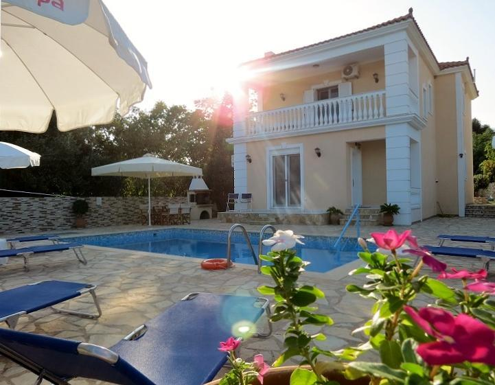VILLA ASTEREA - Villa Asterea - Kefalonia -Private Pool & Sea View - Skala - rentals