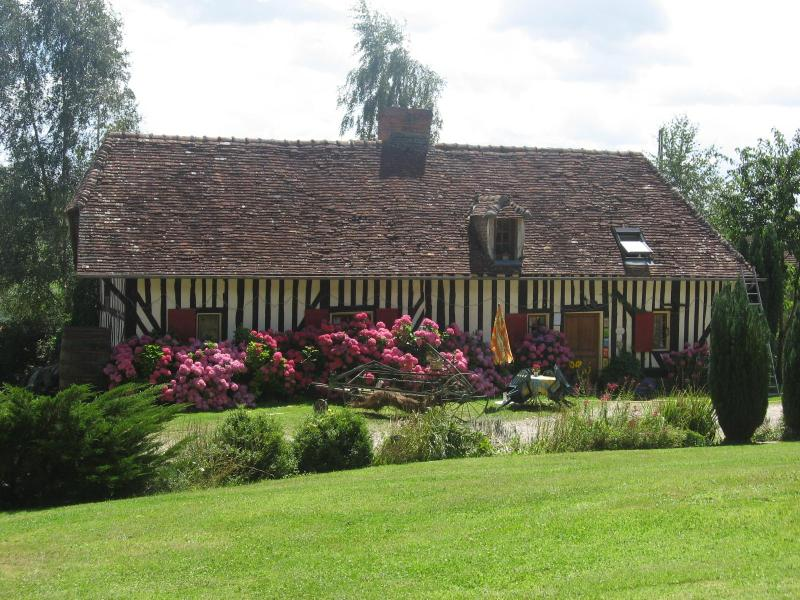 Cottage / maison - 16th Century former Cider Farmstead in Normandy - Livarot - rentals